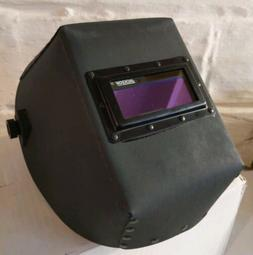 Jackson Safety* HUNTSMAN Fiber Shell Welding Helmet, 4 1/4 x