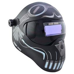 "Save Phace  ""Skeletor"" I-Series EFP Welding Helmet"