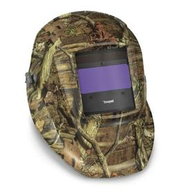 Hobart Impact Variable-Shade Welding Helmet- Mossy Oak Camo