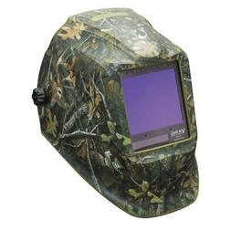 LINCOLN ELECTRIC K4412-4 Welding Helmet,Camouflage Graphic,G