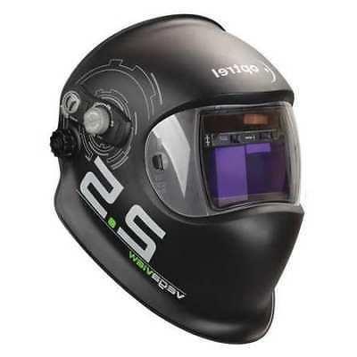 Optrel 1006.600 Auto Darkening Welding Helmet, Black, Adf Co