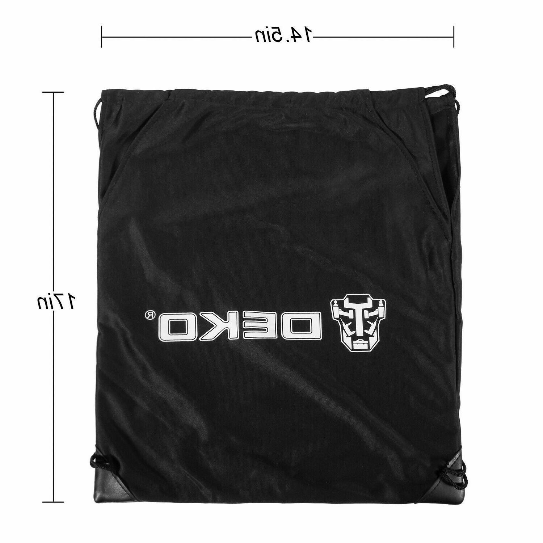 DEKOPRO Solar Black Welding Helmet W-BAG Arc DIN4 Welding