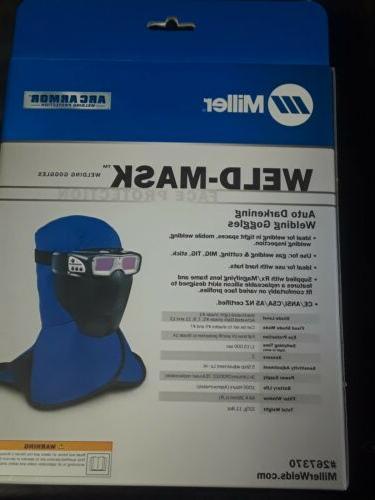 Miller Weld-Mask Auto-Darkening Welding