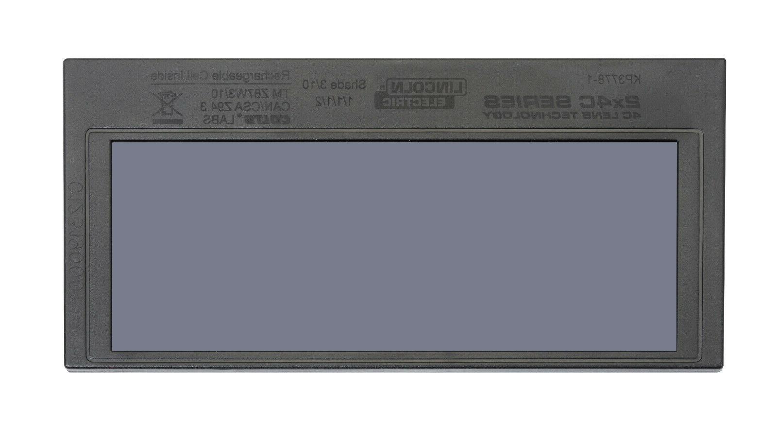 Lincoln Electric 2X4 Auto-Darkening Welding 11 KP3779-1