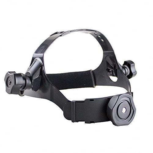 Sellstrom Plasma Cutting/Grinding, Shade Shield - Crown and Anti-Fog with Headgear