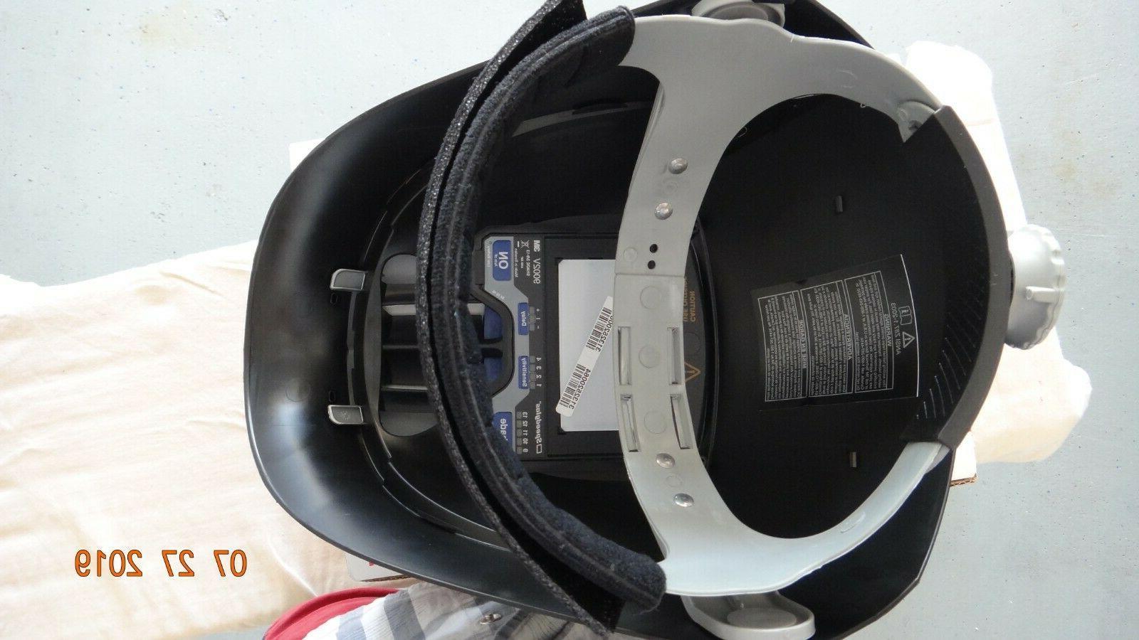 3M Speedglas 3/9-13 Z87+ Darkening Helmet NEW