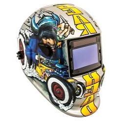 Titan 41290 Solar Powered Auto Dark Welding Helmet - Gear He