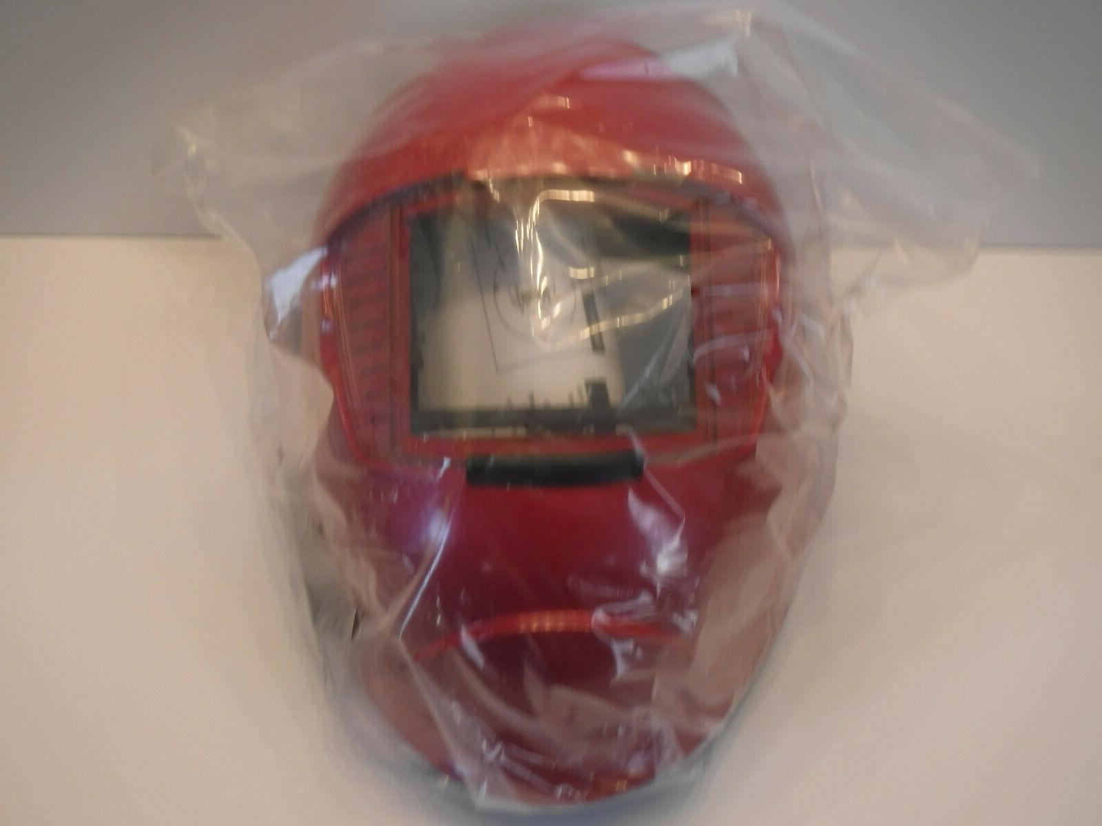 Sellstrom Helmet x 110 mm w/ Ratchet Headgear
