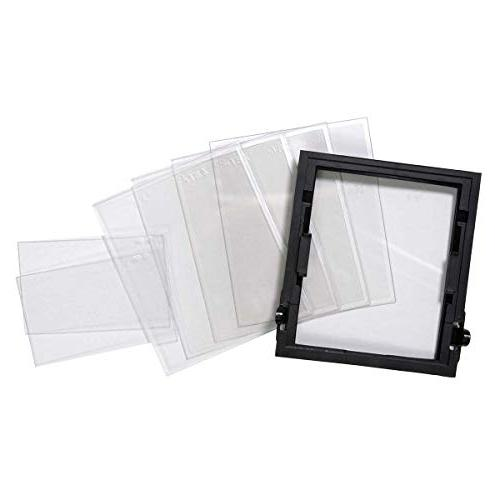 Safety Plate Kit Internal Safety Lens, Variable ADF Cartridge