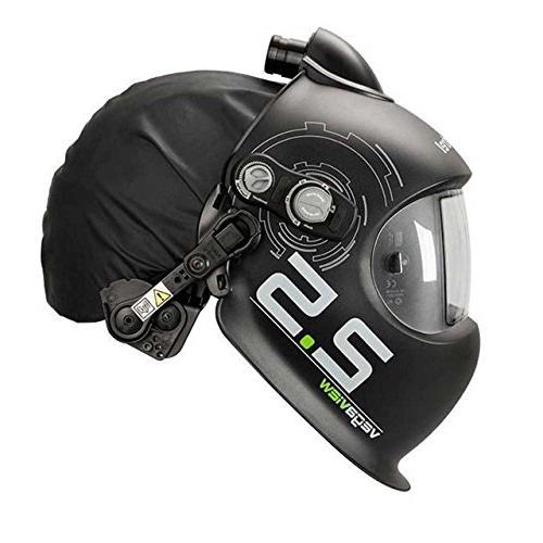 Optrel With Helmet