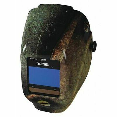 Jackson Safety 46108 Insight Vari Autodark Welding Helmet, H