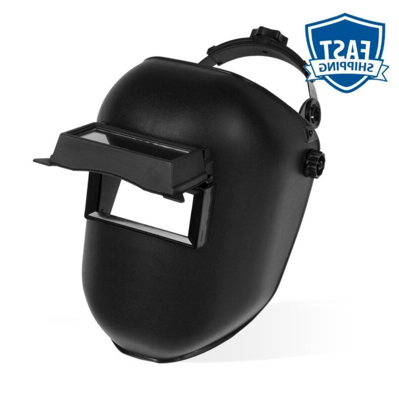 Neiko 53847A Industrial Grade Welding Helmet With Flip Lens,