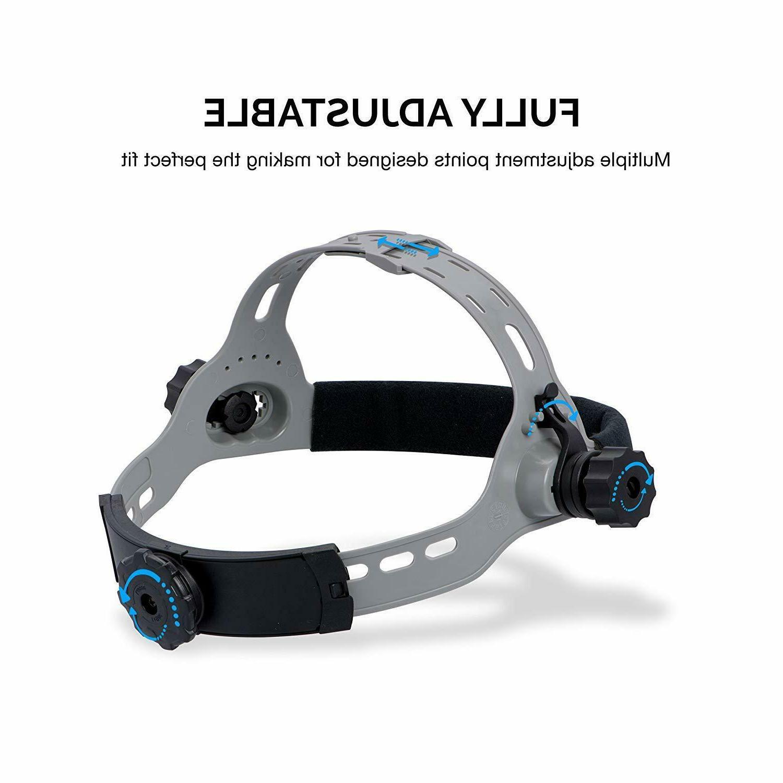 Neiko Auto-Darkening Helmet | MIG, MMA, MAG/CO2 and