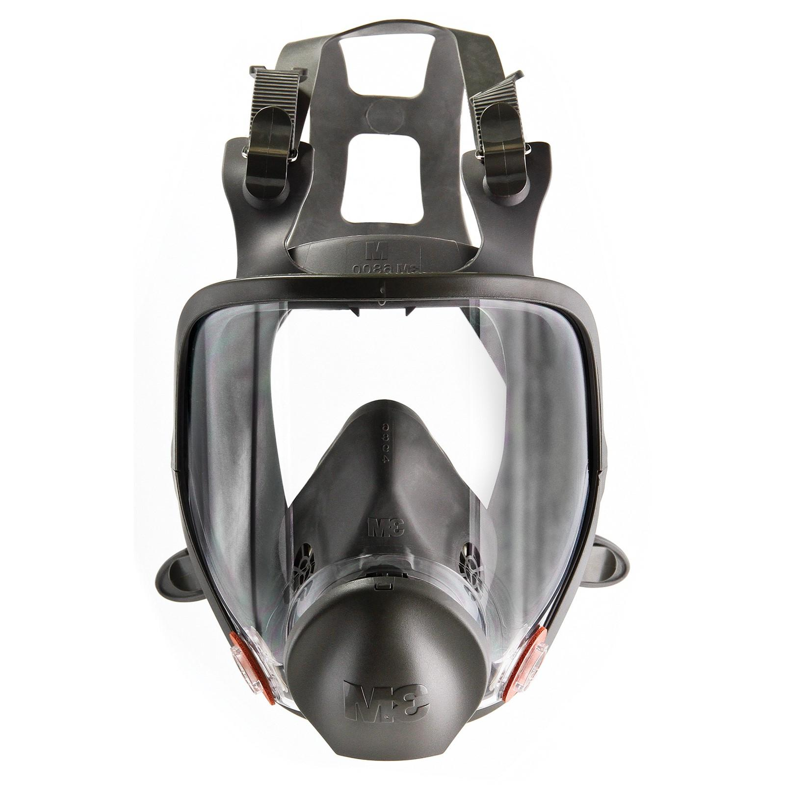 6000 series full facepiece respirator only