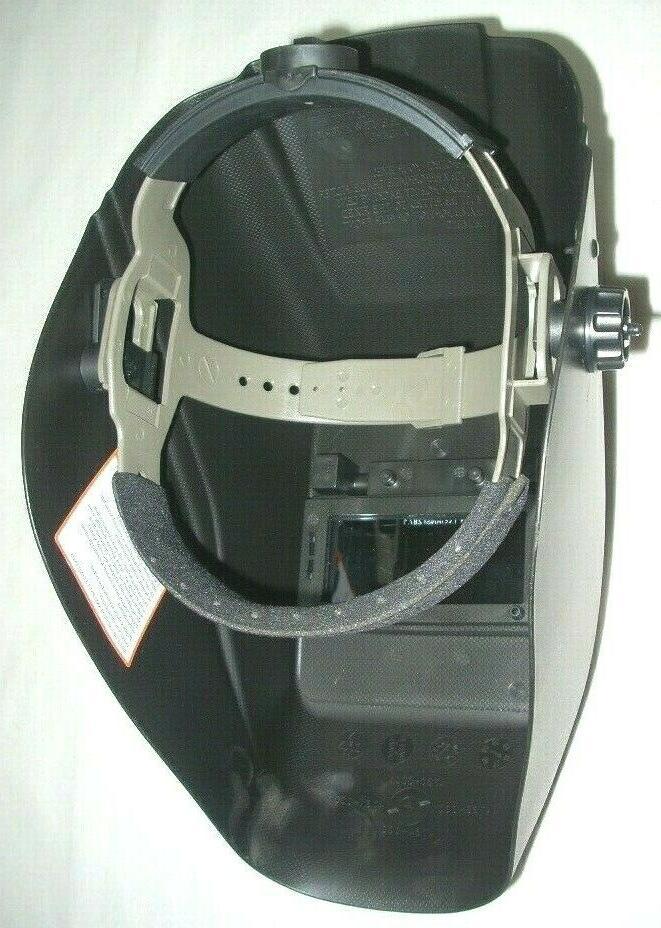 Hobart Front Welding 4 Shade Lens Ratchet