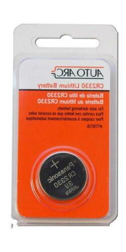 Hobart 770716 CR2330 Lithium Battery for Auto Arc Welding He