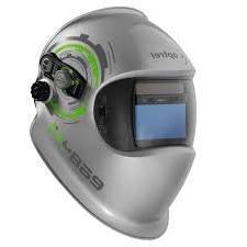 Optrel 808-1006.500 E684 Silver Weiding Helmet
