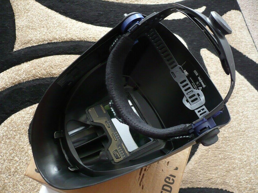 3M Speedglas 9002NC Welding Helmet,