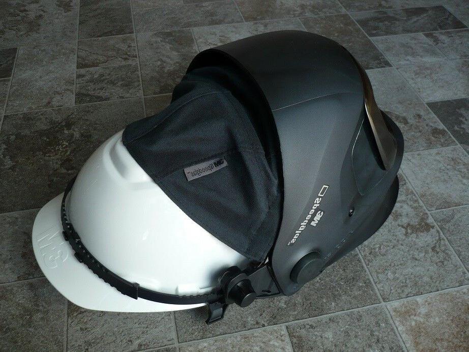 3M Speedglas 9100 Helmet w/ ADF