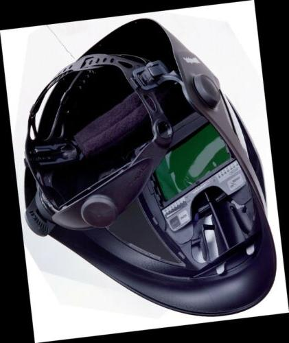 3M 9100X WELDING HELMET WINDOWS