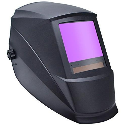 Antra AH7-860-0000 Auto Darkening AntFi X60-8 Viewing Size 4/5-9/9-13 for MIG MMA Plasma