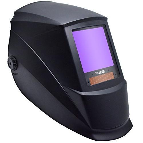 Antra AH7-X30P-0000 Digital Solar Welding Helmet 4/5-8/9-13 Extra Plasma
