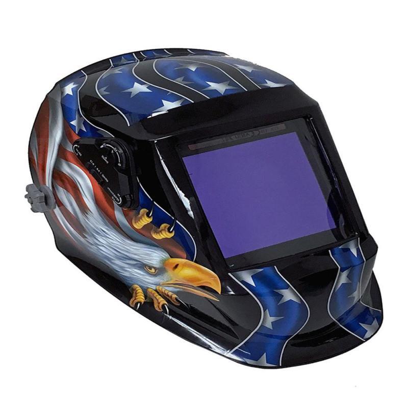 american eagle auto darkening welding helmet safety