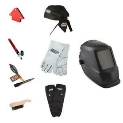 auto darkening welding helmet kit