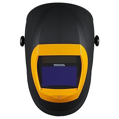 Jackson Safety Darkening Balder Technology Black,