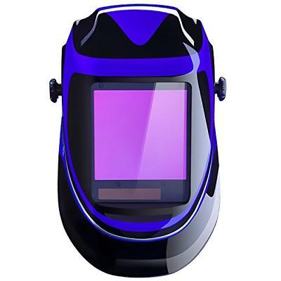 blue solar auto darkening welding
