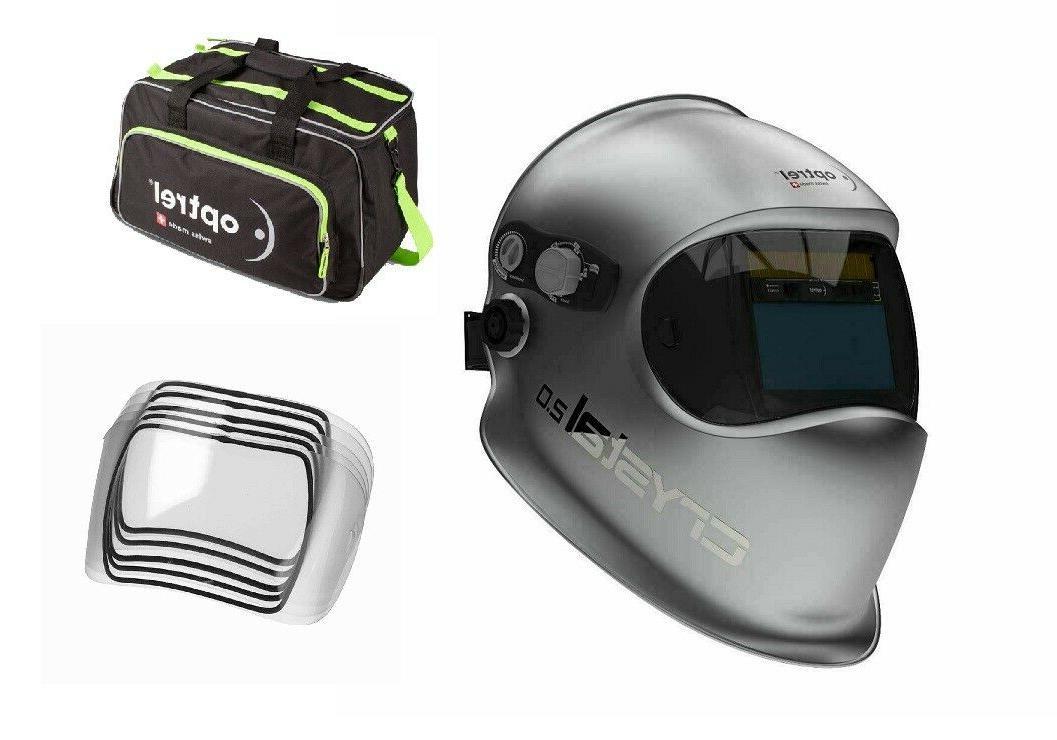 crystal 2 0 1006 900 welding helmet