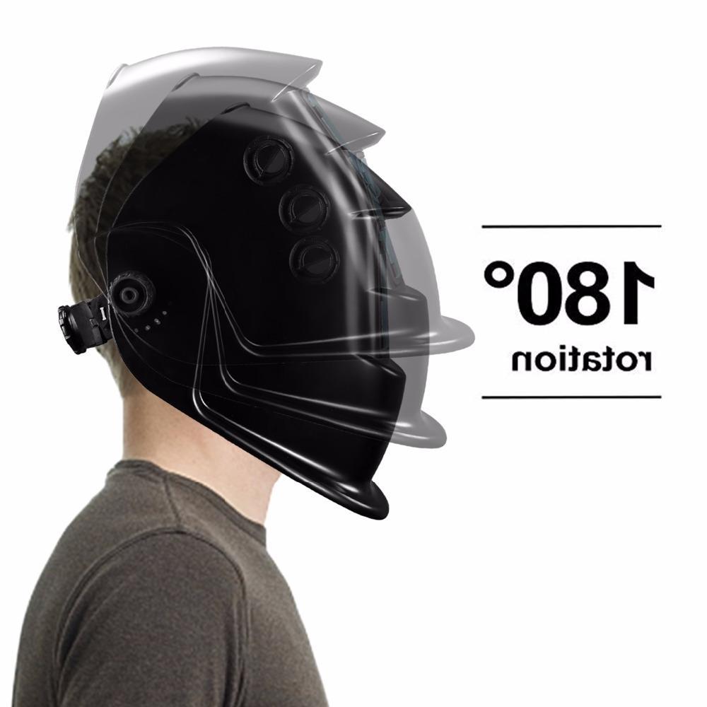 DEKO DKMZ350 Automatic MMA TIG <font><b>Welding</b></font> <font><b>Helmet</b></font> Goggles Light Filter