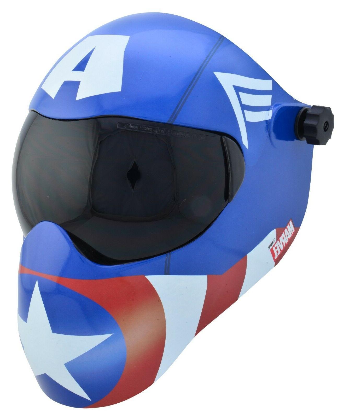 New Save Phace EFP-B Series Welding Helmet #10 & Clear  - Ma