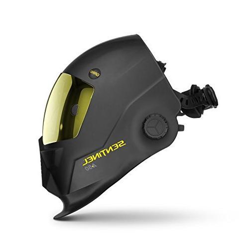 ESAB Sentinel Helmet -0700000800 GLOVES!!!