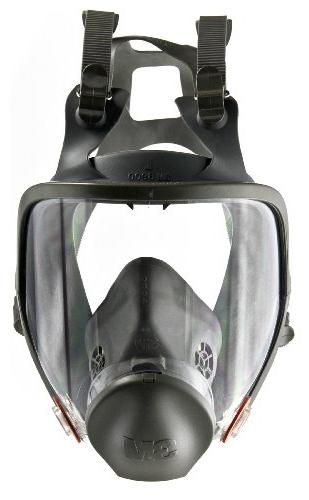 3M Full Facepiece 6000