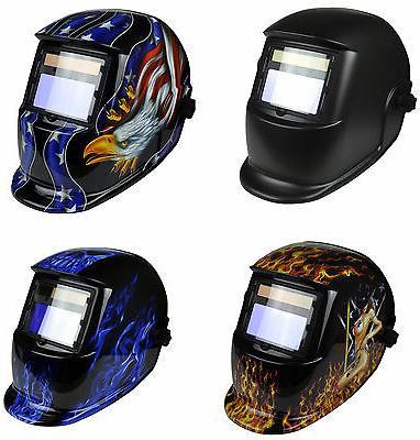 gx800s solar auto darkening welding grinding helmet
