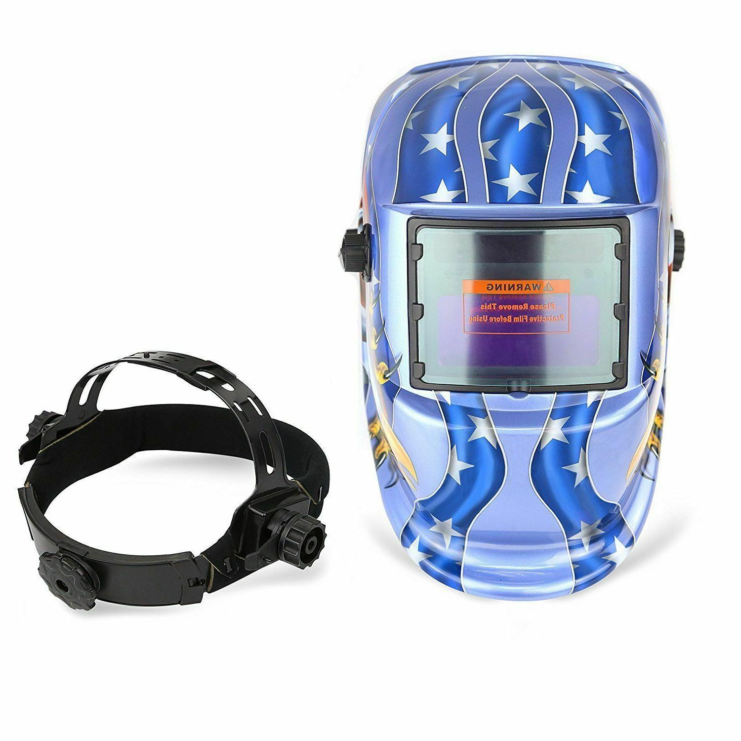 DEKO Darkening Welding Tig Mig Arc Mask