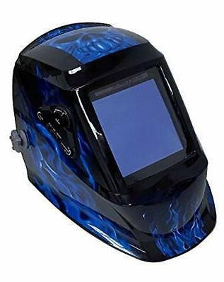 Instapark ADF Series GX990T Solar Powered Auto Darkening Wel