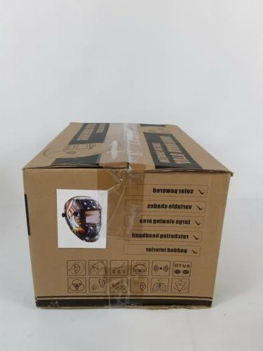 Instapark Series Welding -#13 Mask Grinding SHIP