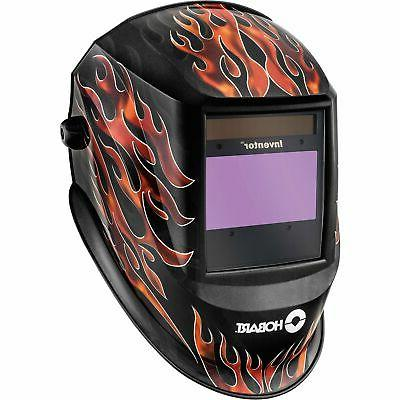 inventor series ember welding helmet 770874
