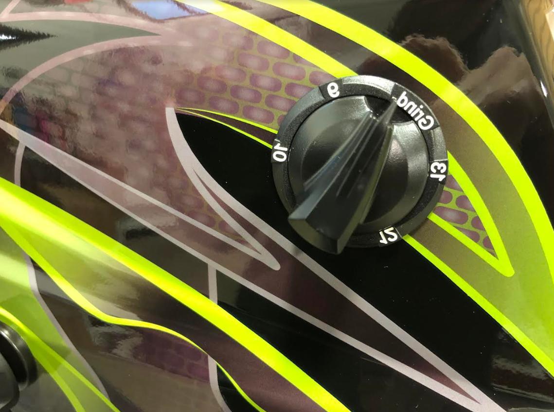 Helmet, Shade