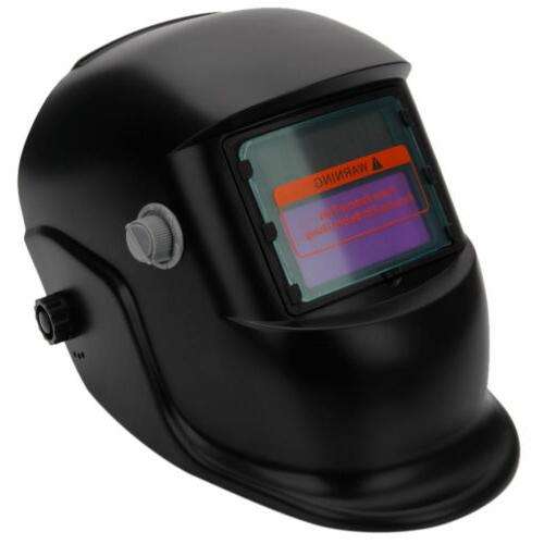Large View Area True Color Pro Solar Welder Mask Auto-Darken