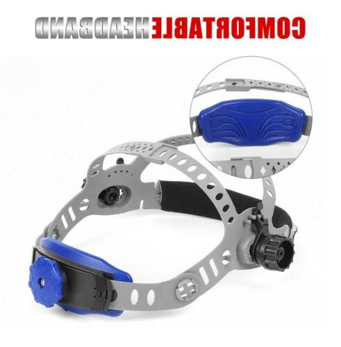 True Color Large View Pro Helmet Auto Darkening Welder Mask