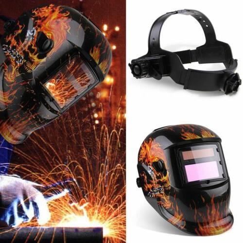 Leopard Helmet Mask Welders Function