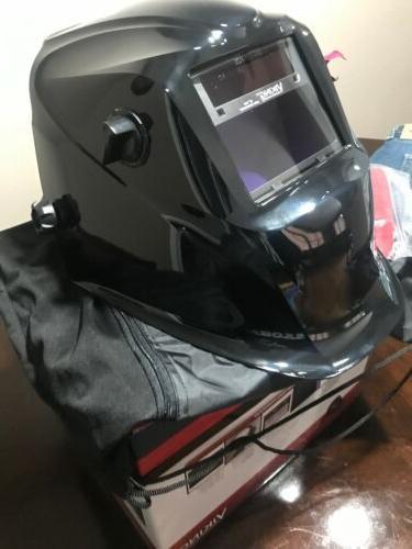 Lincoln Viking Black Helmet