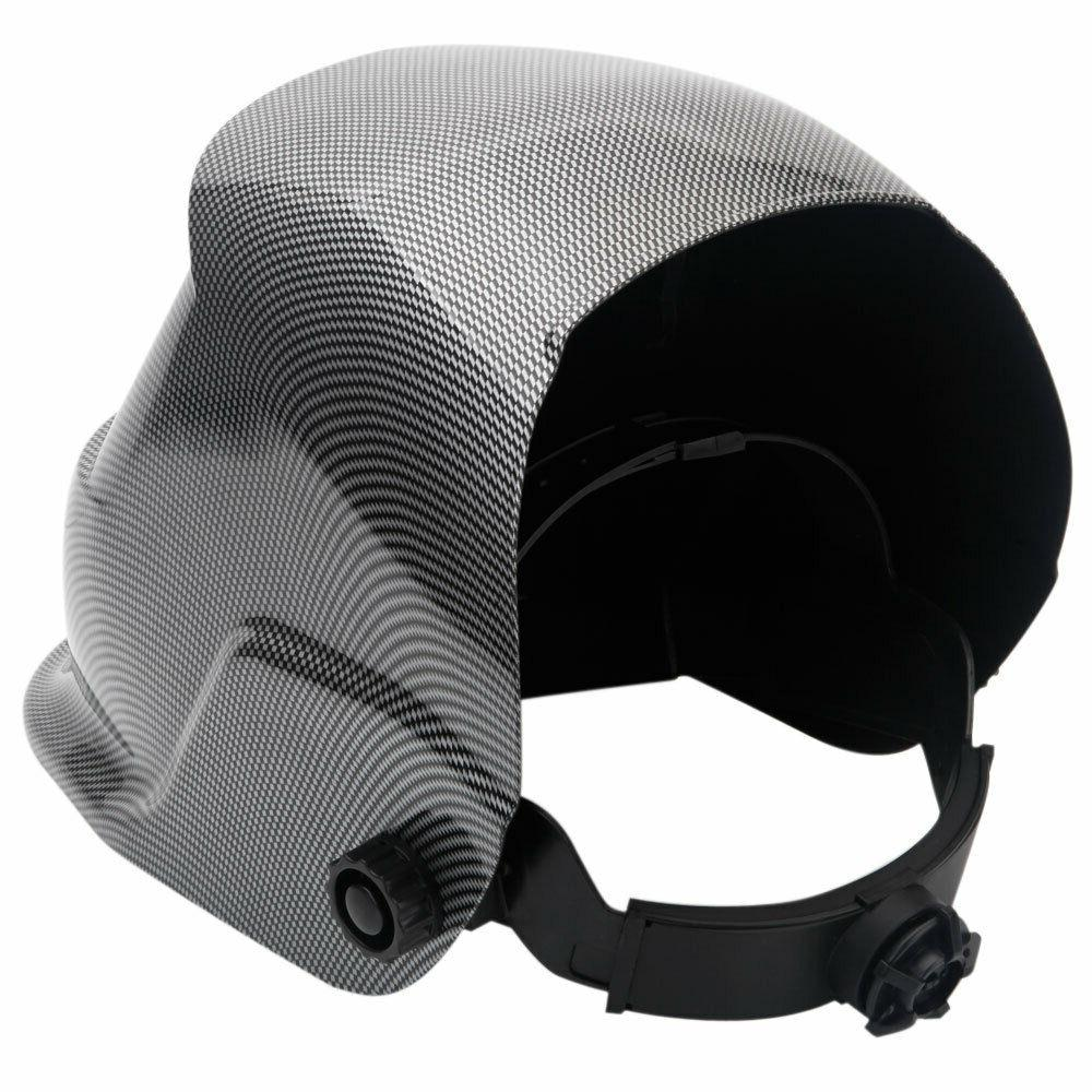 Lot Auto-Darkening Solar Security Grinding Arc Mig Mask