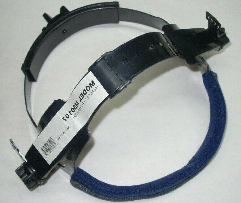 m50107 welding helmet ratchet headgear replacement fits