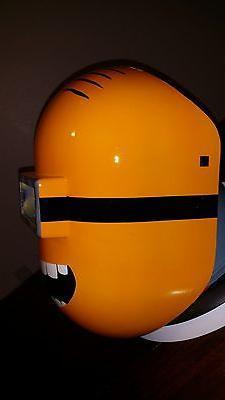 Minions Helmet helmet