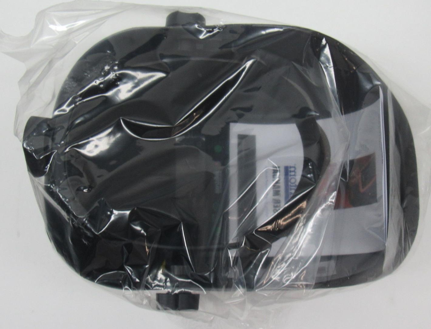 NEW 290 Series Auto-Darkening Helmet Super Kool Silver ++