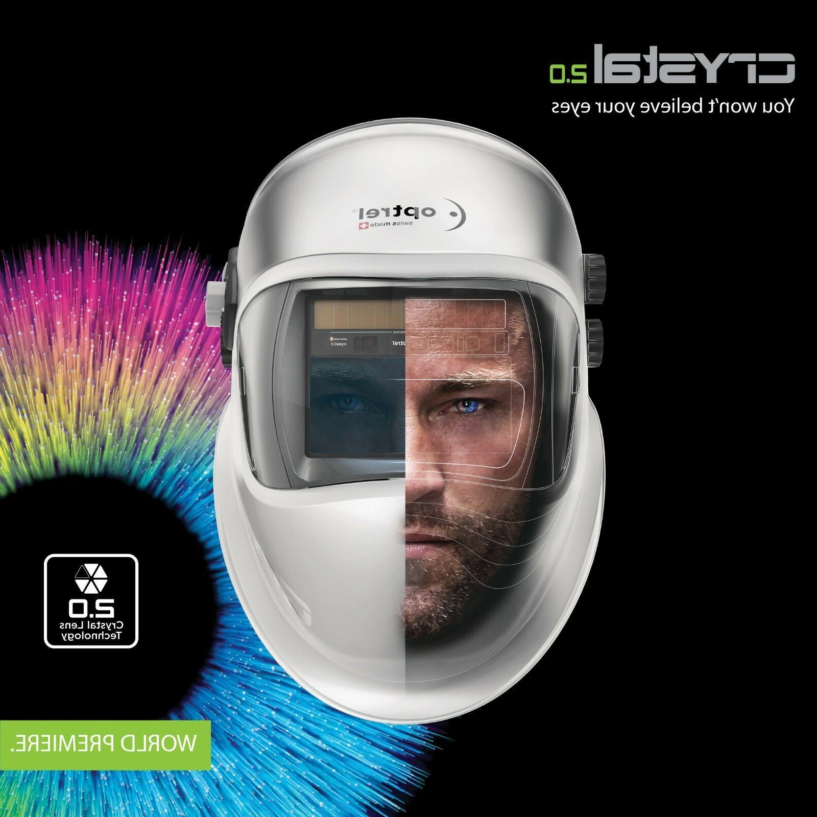 new crystal 2 0 helmet